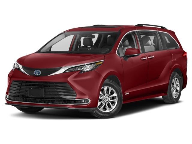 2021 Toyota Sienna XLE XLE FWD 7-Passenger Gas/Electric I-4 2.5 L/152 [2]