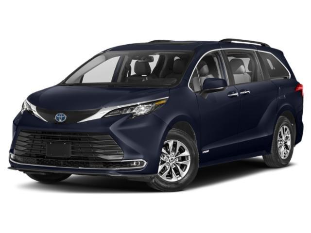 2021 Toyota Sienna XLE XLE FWD 7-Passenger Gas/Electric I-4 2.5 L/152 [0]