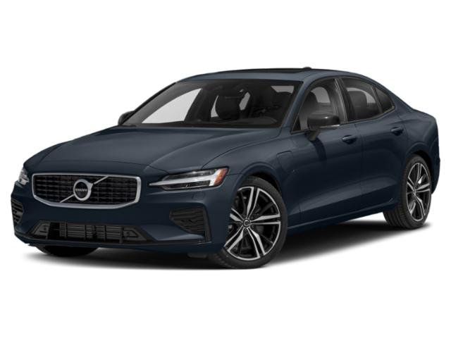 2021 Volvo S60 Recharge Plug-In Hybrid T8 R-Design Recharge T8 eAWD PHEV R-Design Turbo/Supercharger Gas/Electric I-4 2.0 L/120 [38]