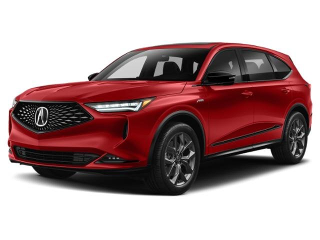 2022 Acura MDX w/A-Spec Package SH-AWD w/A-Spec Package Premium Unleaded V-6 3.5 L/212 [2]