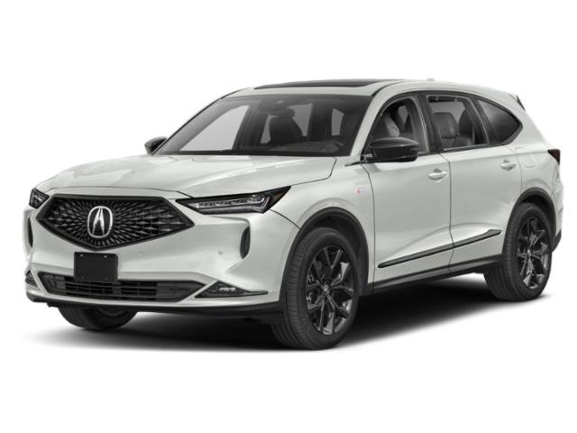 2022 Acura MDX w/A-Spec Package SH-AWD w/A-Spec Package Premium Unleaded V-6 3.5 L/212 [12]