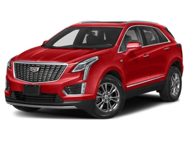 2022 Cadillac XT5 FWD Premium Luxury FWD 4dr Premium Luxury Turbocharged Gas I4 2.0L/ [4]