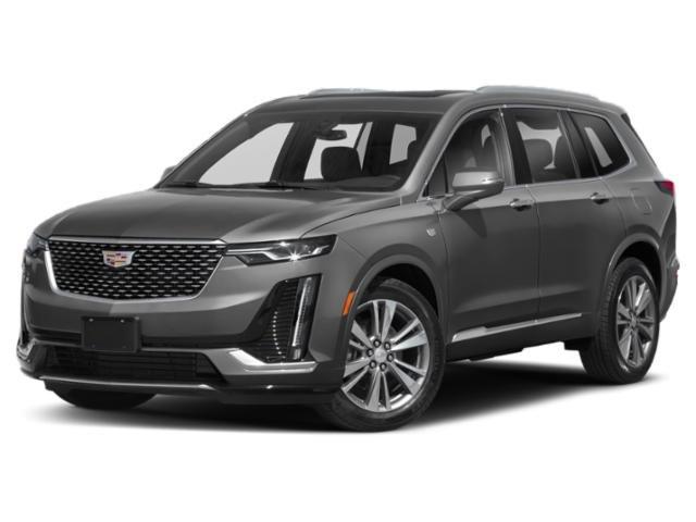 2022 Cadillac XT6 Premium Luxury FWD 4dr Premium Luxury Gas V6 3.6L/222 [0]