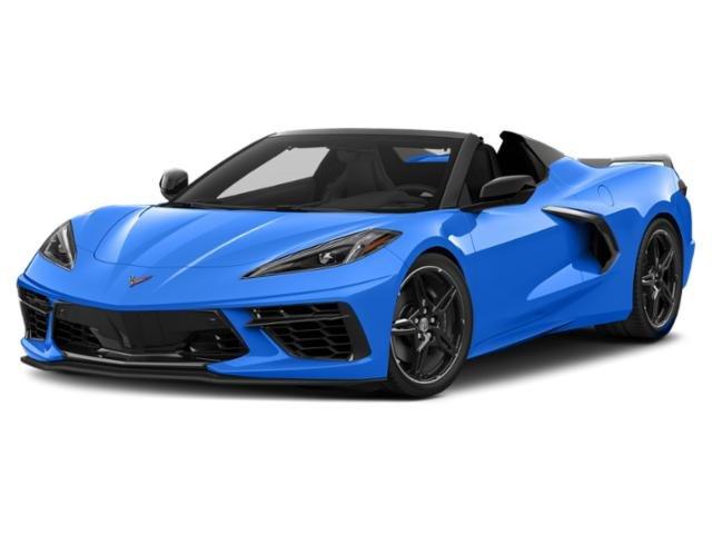 2022 Chevrolet Corvette 3LT 2dr Stingray Conv w/3LT Gas V8 6.2L/ [5]