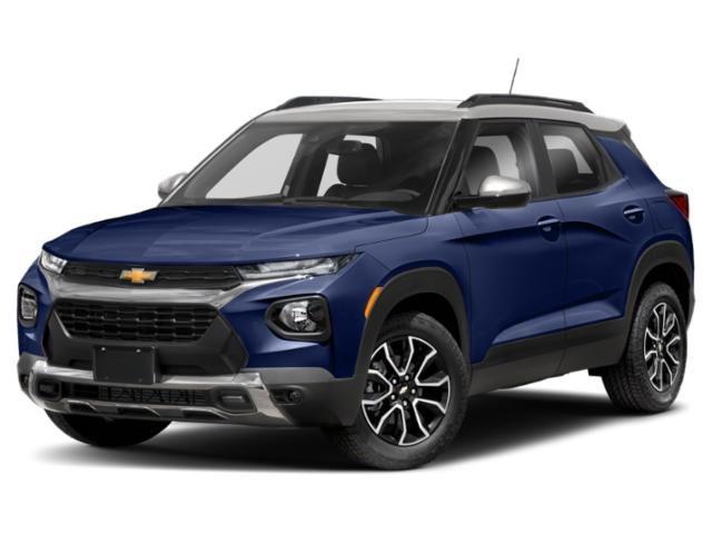 2022 Chevrolet Trailblazer ACTIV AWD 4dr ACTIV Gas I3 1.3L/ [0]