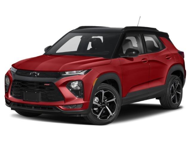 2022 Chevrolet Trailblazer RS FWD 4dr RS Gas I3 1.3L/ [6]
