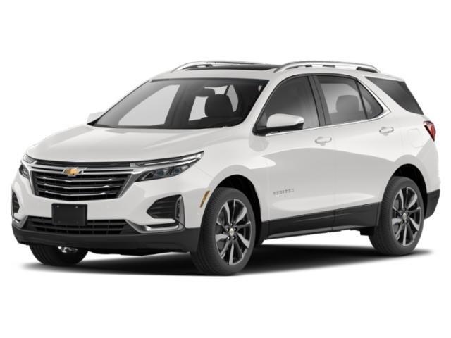 2022 Chevrolet Equinox LT AWD 4dr LT w/1LT Turbocharged Gas I4 1.5L/92 [8]
