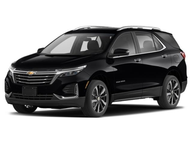2022 Chevrolet Equinox LT FWD 4dr LT w/1LT Turbocharged Gas I4 1.5L/92 [0]
