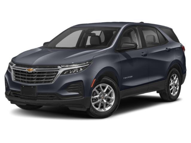 2022 Chevrolet Equinox LT AWD 4dr LT w/1LT Turbocharged Gas I4 1.5L/92 [7]