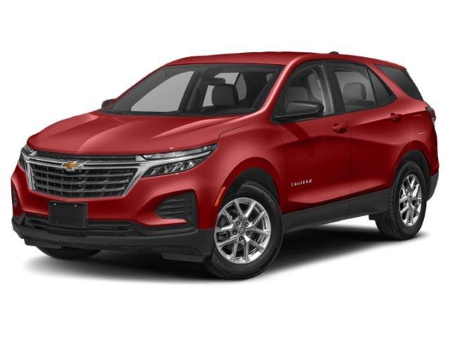 2022 Chevrolet Equinox RS  Turbocharged Gas I4 1.5L/92 [0]