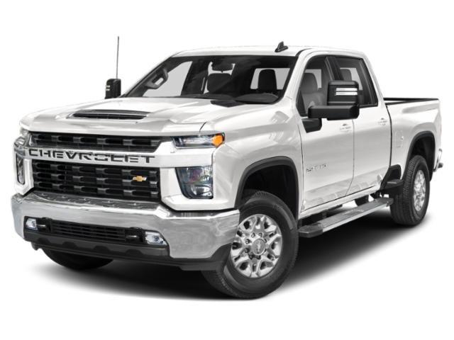 "2022 Chevrolet Silverado 2500HD LT 4WD Crew Cab 172"" LT Gas V8 6.6L/400 [1]"