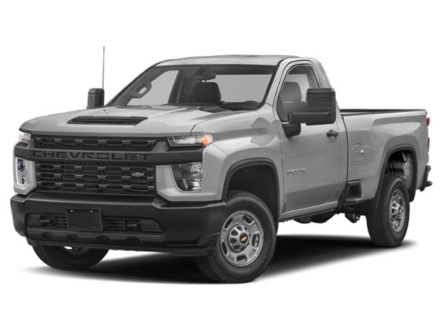 "2022 Chevrolet Silverado 2500HD LT 4WD Reg Cab 142"" LT Turbocharged Diesel V8 6.6L/403 [0]"