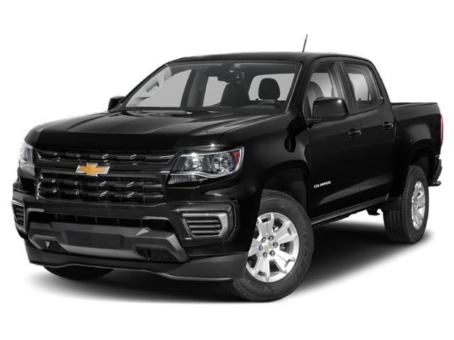 "2022 Chevrolet Colorado 2WD LT 2WD Crew Cab 128"" LT Gas V6 3.6L/ [5]"