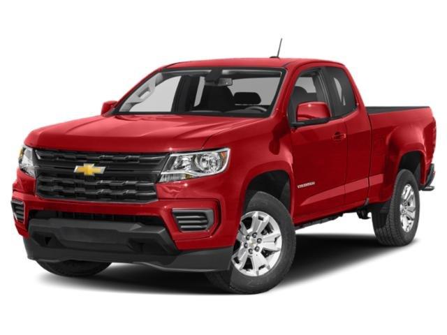 """2022 Chevrolet Colorado 4WD LT 4WD Ext Cab 128"""" LT Gas V6 3.6L/ [4]"""