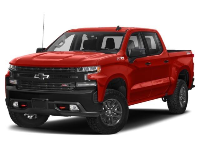 "2022 Chevrolet Silverado 1500 LTD LT Trail Boss 4WD Crew Cab 147"" LT Trail Boss Gas V8 5.3L/325 [15]"