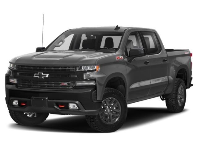 "2022 Chevrolet Silverado 1500 LTD LT Trail Boss 4WD Crew Cab 147"" LT Trail Boss Gas V8 5.3L/325 [12]"