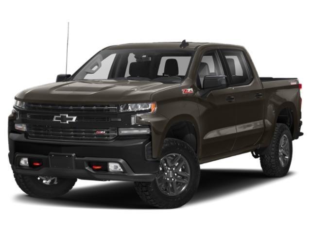 "2022 Chevrolet Silverado 1500 LTD LT Trail Boss 4WD Crew Cab 147"" LT Trail Boss Gas V8 5.3L/325 [9]"