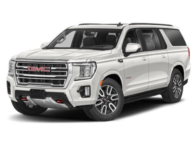 2022 GMC Yukon XL SLT 4WD 4dr SLT Gas V8 5.3L/ [0]