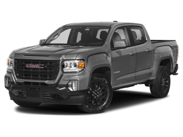 "2022 GMC Canyon 2WD Elevation 2WD Crew Cab 128"" Elevation Gas V6 3.6L/222 [1]"