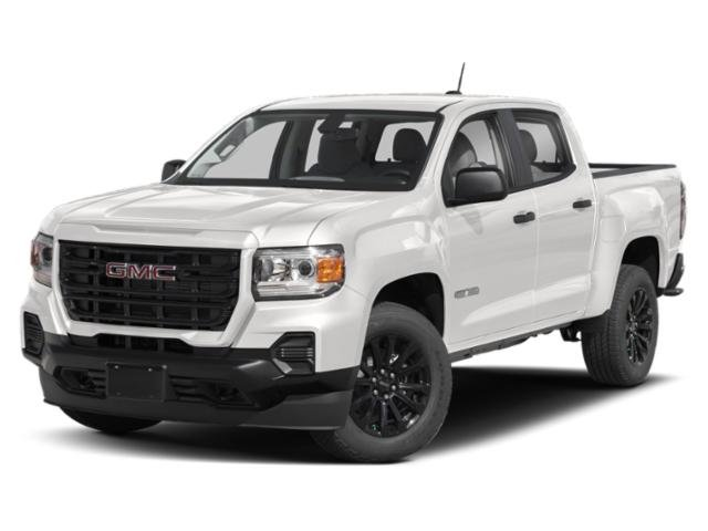 "2022 GMC Canyon 2WD Elevation 2WD Crew Cab 128"" Elevation Gas I4 2.5L/150 [0]"