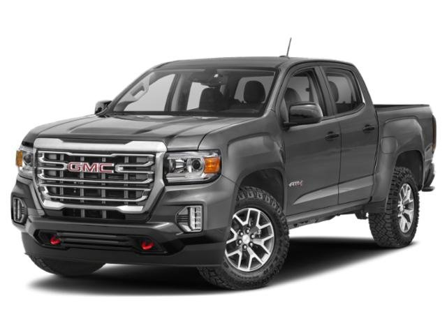 """2022 GMC Canyon 4WD AT4 w/Leather 4WD Crew Cab 128"""" AT4 w/Leather Gas V6 3.6L/222 [1]"""