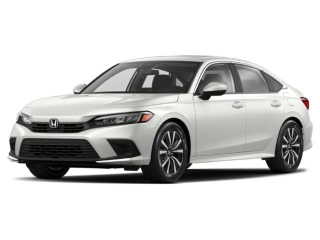 2022 Honda Civic Sedan EX CVT