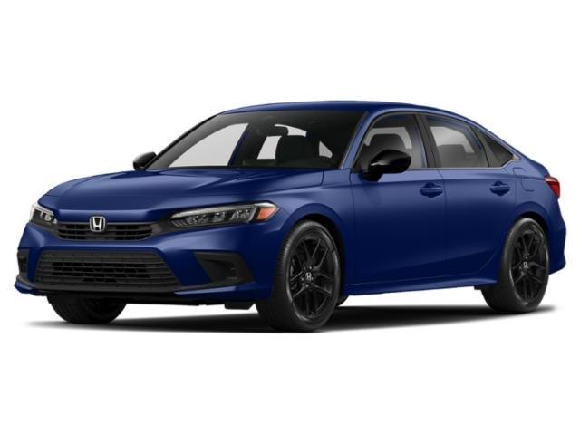 2022 Honda Civic Sedan Sport Sport CVT Regular Unleaded I-4 2.0 L/122 [6]