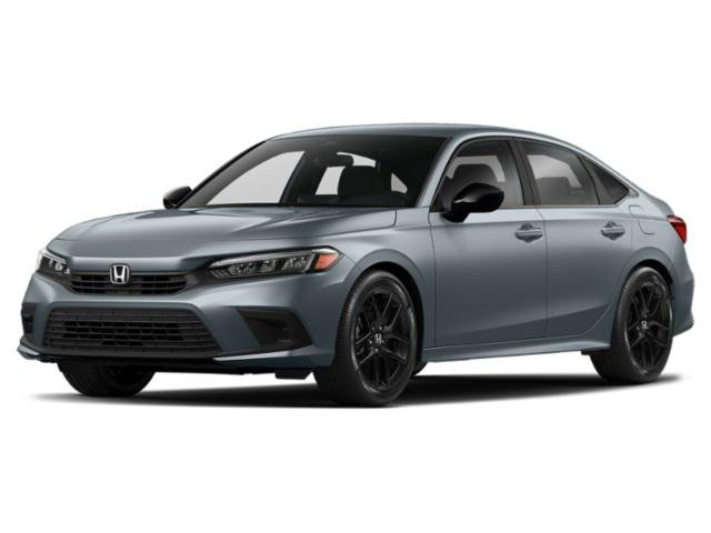 2022 Honda Civic Sedan Sport Sport CVT Regular Unleaded I-4 2.0 L/122 [3]