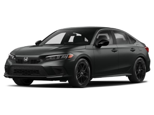 2022 Honda Civic Sedan Sport Sport CVT Regular Unleaded I-4 2.0 L/122 [7]