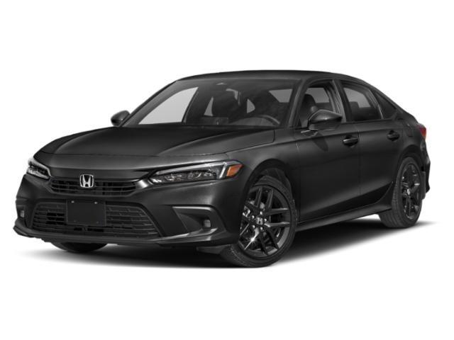 2022 Honda Civic Sedan Sport Sport CVT Regular Unleaded I-4 2.0 L/122 [4]