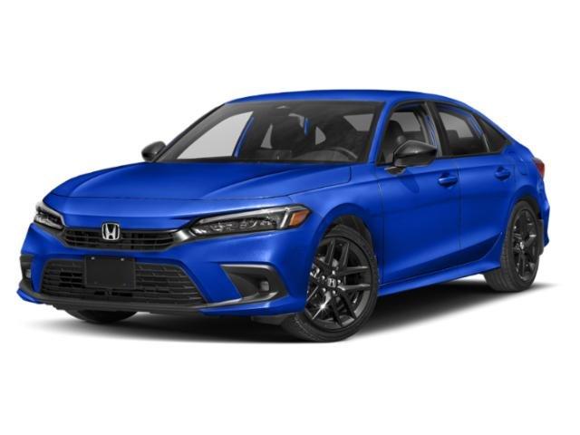2022 Honda Civic Sedan Sport Sport CVT Regular Unleaded I-4 2.0 L/122 [10]