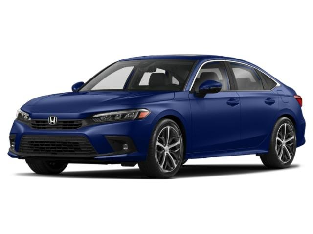 2022 Honda Civic Sedan Touring Touring CVT Intercooled Turbo Premium Unleaded I-4 1.5 L/91 [8]