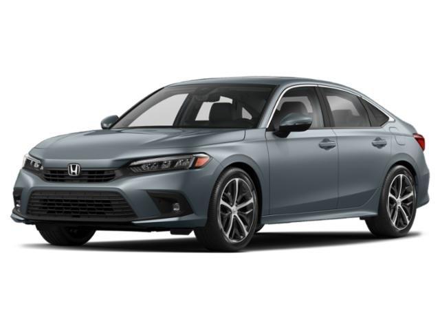 2022 Honda Civic Sedan Touring Touring CVT Intercooled Turbo Premium Unleaded I-4 1.5 L/91 [17]