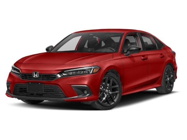 2022 Honda Civic Sedan Sport Sport CVT Regular Unleaded I-4 2.0 L/122 [11]