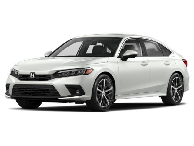 2022 Honda Civic Sedan Touring Touring CVT Intercooled Turbo Premium Unleaded I-4 1.5 L/91 [11]