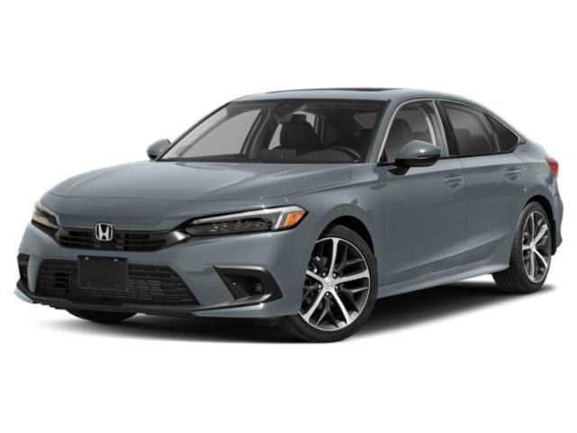 2022 Honda Civic Sedan Touring Touring CVT Intercooled Turbo Premium Unleaded I-4 1.5 L/91 [29]