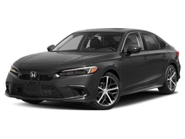 2022 Honda Civic Sedan Touring Touring CVT Intercooled Turbo Premium Unleaded I-4 1.5 L/91 [3]