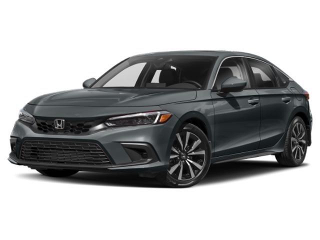 2022 Honda Civic Sedan LX LX CVT Regular Unleaded I-4 2.0 L/122 [0]