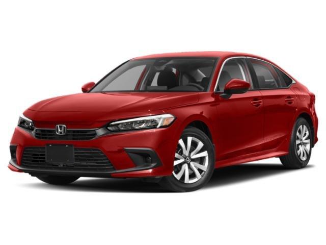 2022 Honda Civic LX LX CVT Regular Unleaded I-4 2.0 L/122 [19]