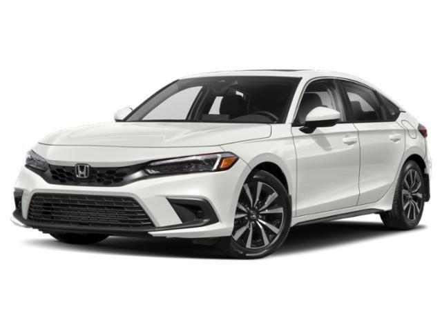 2022 Honda Civic Sedan LX LX CVT Regular Unleaded I-4 2.0 L/122 [7]
