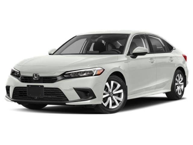 2022 Honda Civic Sedan LX LX CVT Regular Unleaded I-4 2.0 L/122 [10]
