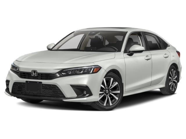 2022 Honda Civic Sedan EX EX CVT Intercooled Turbo Premium Unleaded I-4 1.5 L/91 [9]