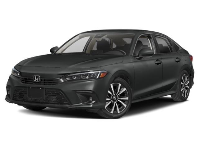 2022 Honda Civic Sedan EX EX CVT Intercooled Turbo Premium Unleaded I-4 1.5 L/91 [6]