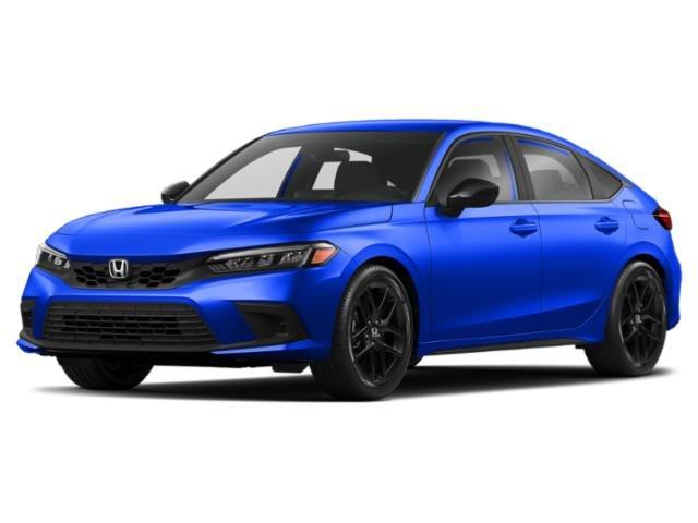 2022 Honda Civic Hatchback Sport Sport CVT Regular Unleaded I-4 2.0 L/122 [2]