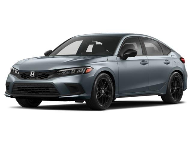 2022 Honda Civic Hatchback Sport Sport Manual Regular Unleaded I-4 2.0 L/122 [1]