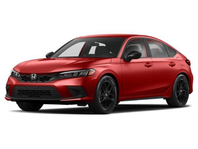 2022 Honda Civic Hatchback Sport Sport CVT Regular Unleaded I-4 2.0 L/122 [0]