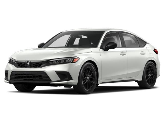 2022 Honda Civic Hatchback Sport Sport CVT Regular Unleaded I-4 2.0 L/122 [19]