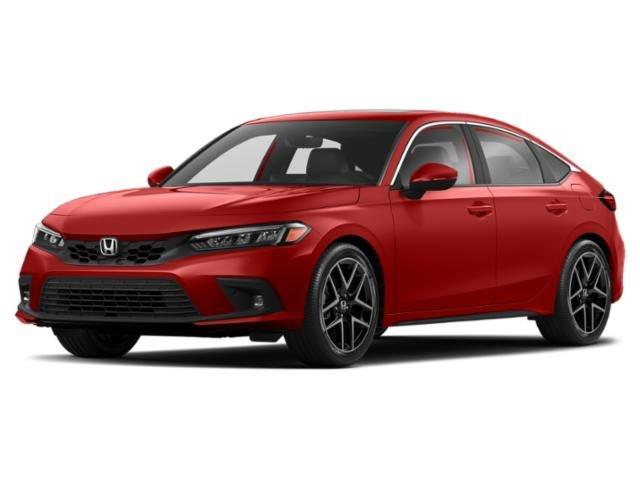 2022 Honda Civic Hatchback Sport Touring Sport Touring CVT Intercooled Turbo Regular Unleaded I-4 1.5 L/91 [3]