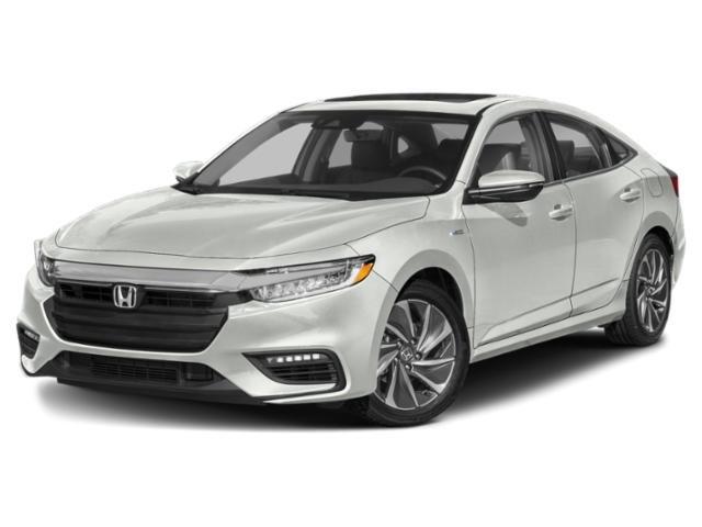 2022 Honda Insight Touring Touring CVT Gas/Electric I-4 1.5 L/91 [16]