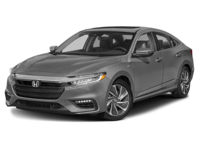 2022 Honda Insight Touring Touring CVT Gas/Electric I-4 1.5 L/91 [8]